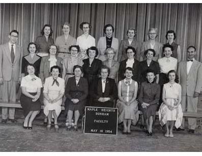 dunham-school-1954-faculity